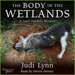 Body in the Wetlands Audiobok