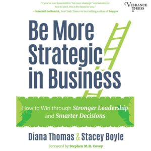 Be More Strategic in Business Audiobook