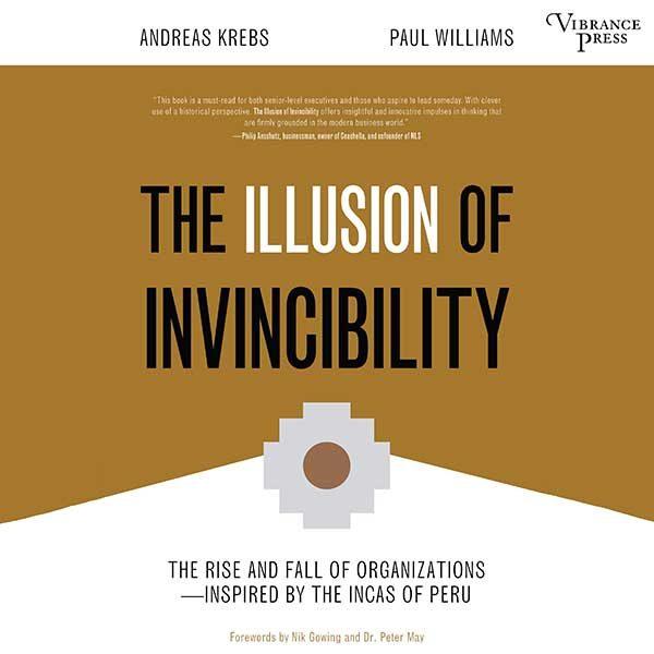 Illusion of Invincibility Audiobook