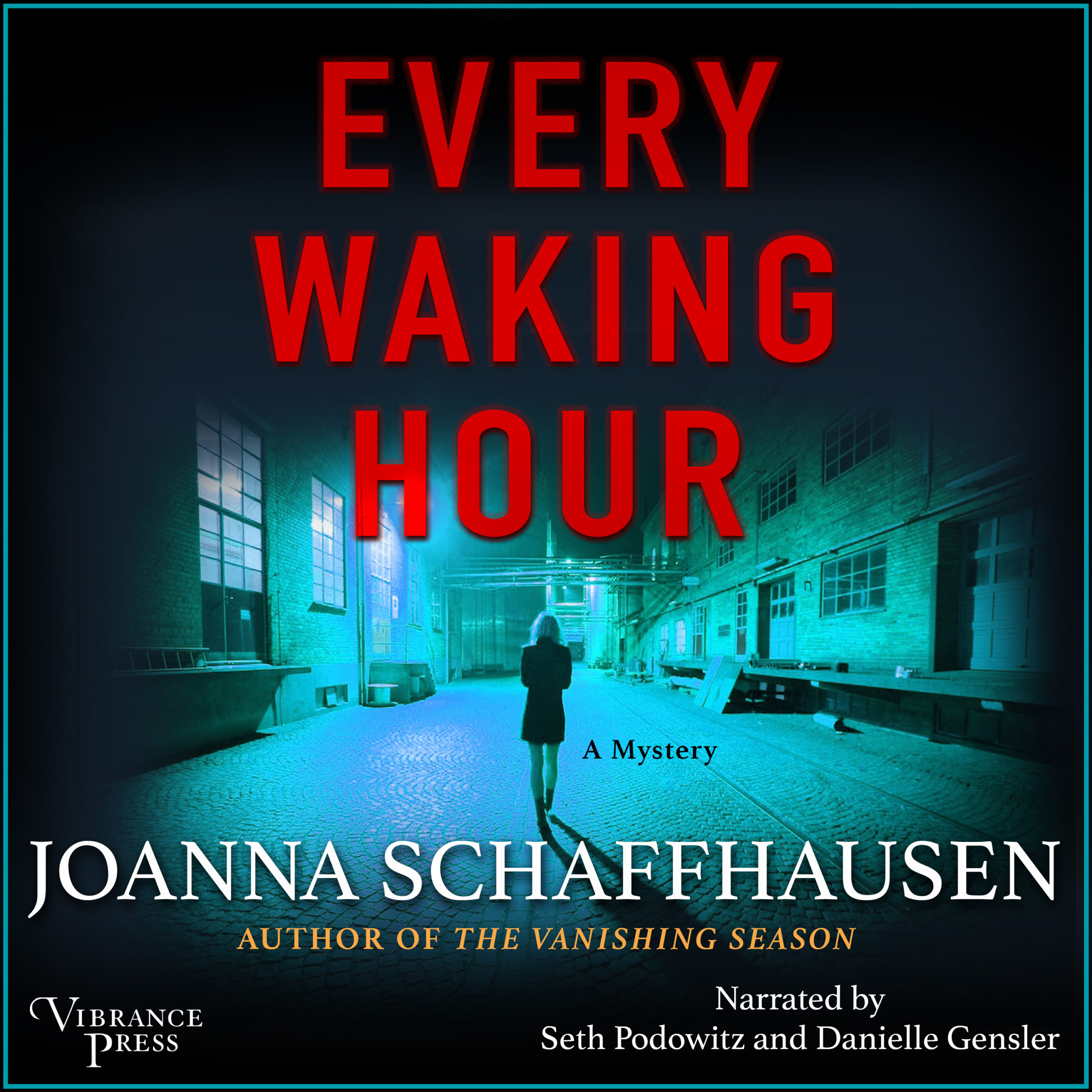 Every Waking Hour Audiobook